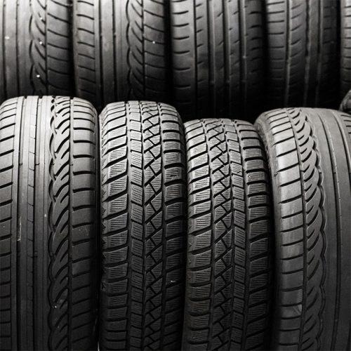 Tyre storage room - Tyre hotel