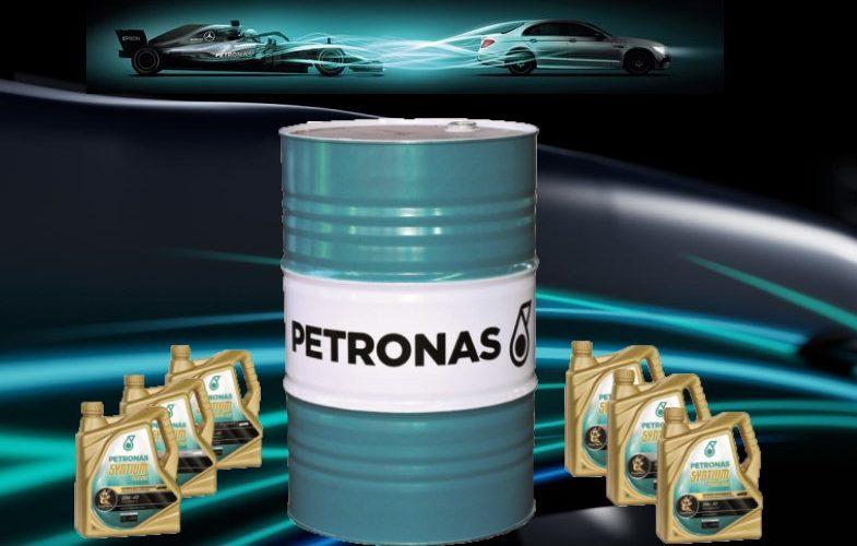 Wymień olej na PETRONAS