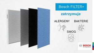 Bosch - filtr kabinowy