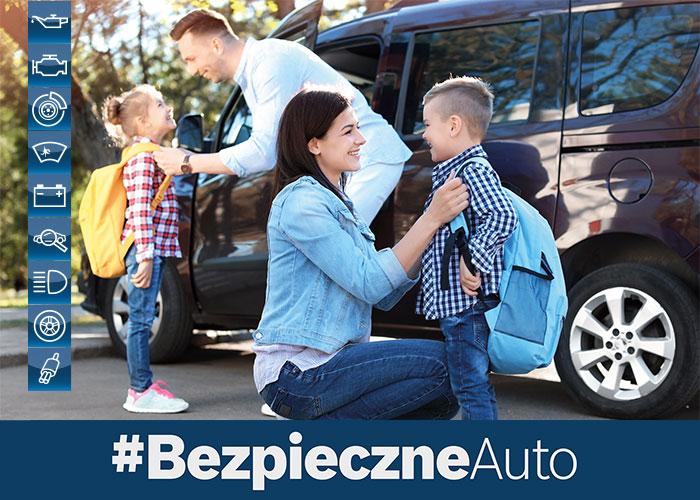 Bezpieczne auto - Umów się na kontrolę układów bezpieczeństwa w RS Serwis