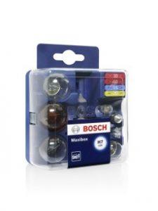 Pakiety żarówek Bosch Minibox i Maxibox